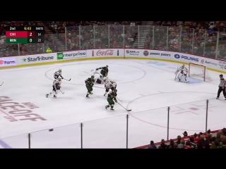 Chicago Blackhawks vs Minnesota Wild – Oct.11, 2018 _ Game Highlights _ NHL 18_1