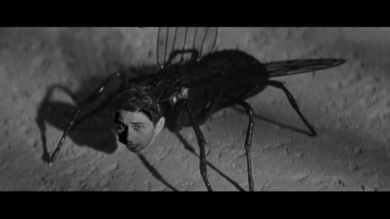 Возвращение мухи (1959) - Return of the Fly original sub eng