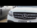 Sketch Mercedes-Benz GLS 63 AMG. practice in real life. ervakprod