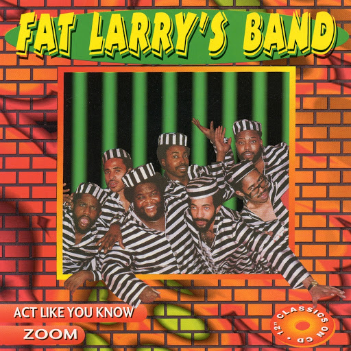 Fat Larry's Band альбом Act Like You Know - EP