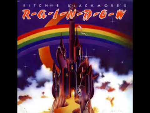Ritchie Blackmores R-a-i-n-b-o-w (Full Album)