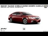 Диски Acura TL 2009 - 2010