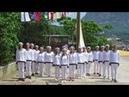 Лагерь Кипарисный на песенном этапе 6 смены 2018 года