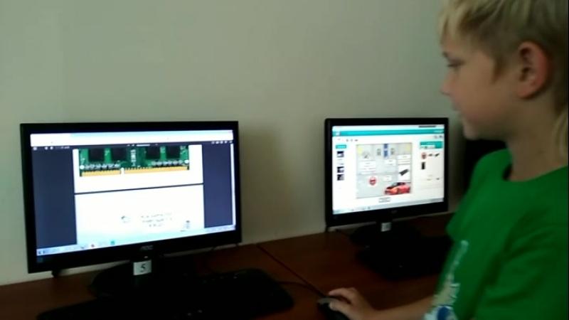 Сегодня ребята из младшей группы нашего IT лагеря проектировали свои компьютеры Потом вырезали из бумаги модель будущего компью