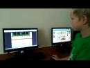 Сегодня ребята из младшей группы нашего IT-лагеря проектировали свои компьютеры. Потом вырезали из бумаги модель будущего компью