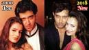 Kaho Naa Pyaar Hai 2000 Cast Then And Now 2018 Hrithik Roshan Ameesha Patel