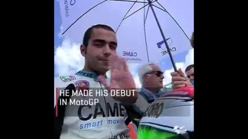Danilo Petrucci: from STK600 to factory Ducati!