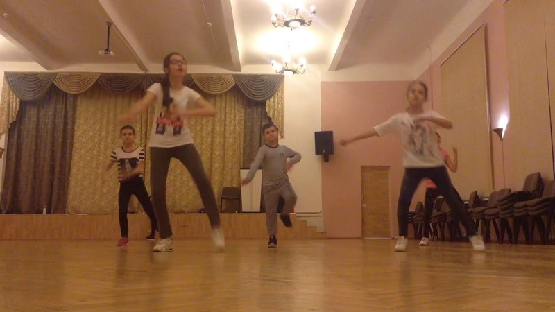 Training session | Kids | House of Culture Dance Family | Hip Hop