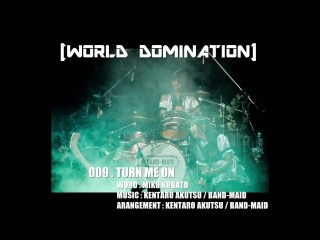 Band-maid _ world domination _ non-stop medley _ type-b