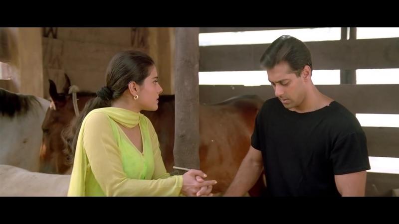 Не надо бояться любить Pyaar Kiya To Darna Kya 1998 Салман Кхан Каджол Арбааз Кхан Анджала Завери Дхармендра
