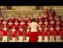 Choir «Scarlet Sails» of Children's Music School (Moscow, Russia), art. director – Alla Pushkareva