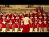 Choir Scarlet Sails of Childrens Music School (Moscow, Russia), art. director Alla Pushkareva