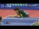 China National Games 2018 Zheng Peifeng vs Yang Shuo