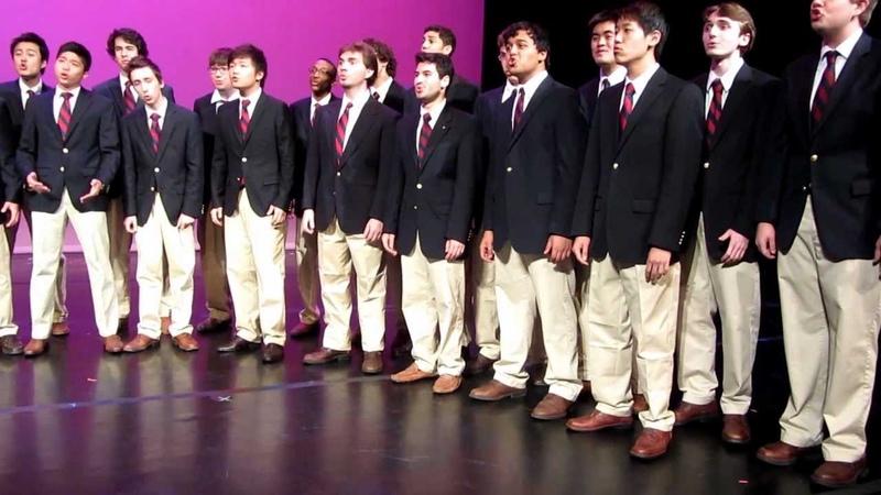 Penn Glee Club - Down Among the Dead Men