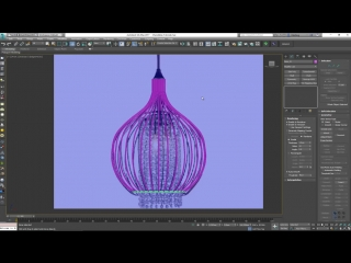 Chandelier Modeling with 3ds Max Part 1