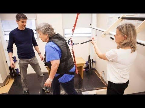 Канада 829: Работа в реабилитационных центрах