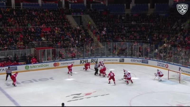 16.11.2018 Спартак 1-3 Локомотив!