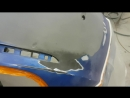Ремонт и окраска Porche 911