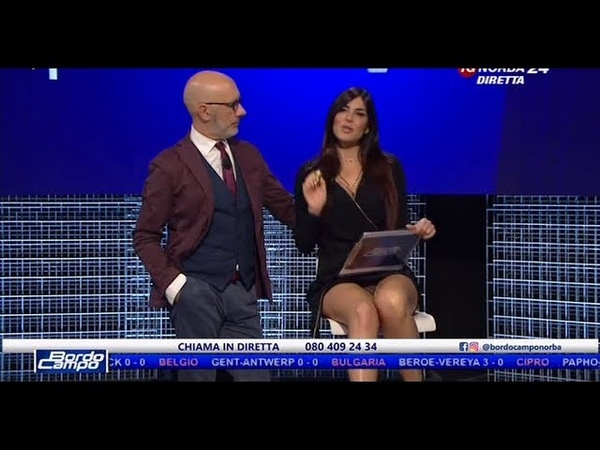 Barbara Francesca Ovieni Hot 25 11 2018