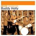 Buddy Holly альбом Deluxe: Greatest Hits -Buddy Holly