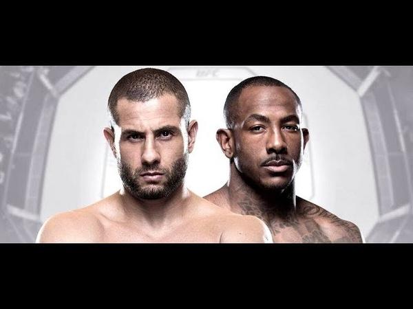 UFC 226 SAKI vs ROUNTREE JR