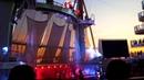 SYMPHONY OF THE SEAS Worlds BIGGEST Cruise ship: Insane Aqua Theatre Show Hiro (must see)