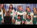 Краевой хоровой конкурс Поющий океан г Владивосток 22 04 2018