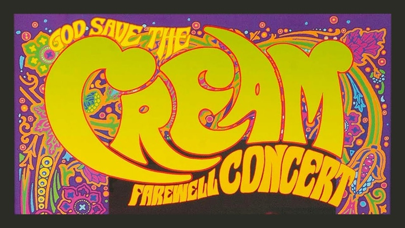 Cream Farewell Concert (as transmitted on BBC TV January 5th 1969) | Tony Palmer Films