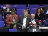 Petr Bystron - Meine Frage zur Islamisierung
