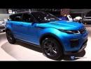 2018 Range Rover Evoque - Exterior and Interior Walkaround - 2018 New York Auto Show