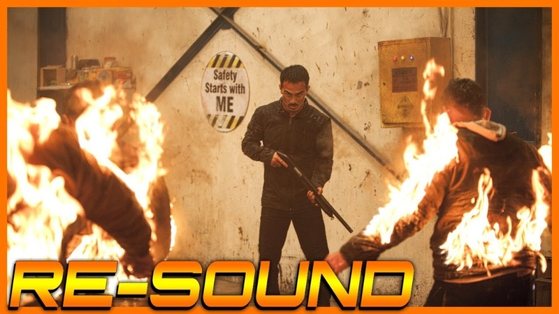 The Night Comes For Us (2018) [[ Warehouse Fight PART2 ]] - [RE-SOUND🔊]