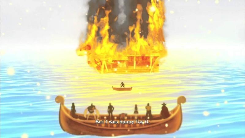 One Piece Beautiful and Sad Soundtrack