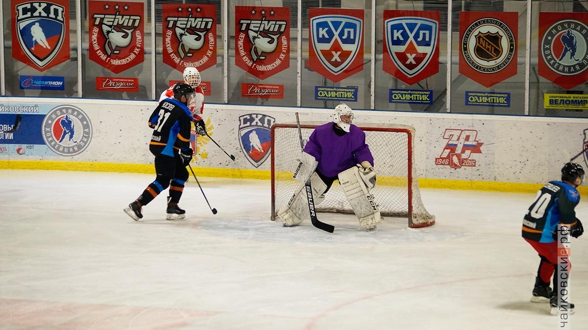 НХЛ, чайковский, хоккей, 2019 год