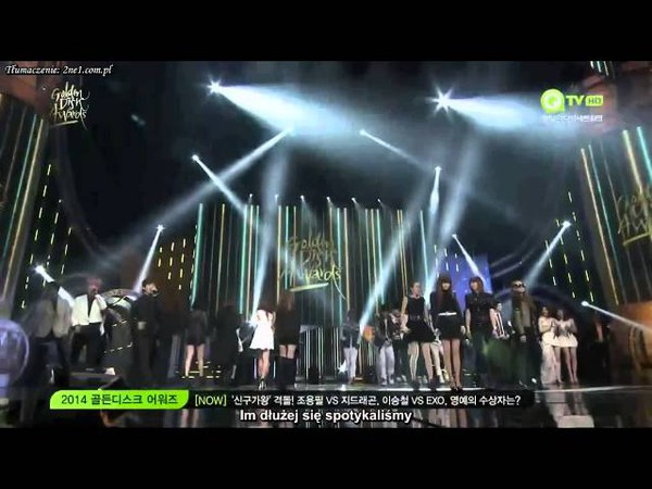 Kpop singers (z 2NE1) - Wrongful Meeting (polskie napisy)