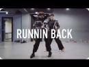 1Million dance studio Runnin' Back - Leebada / Jiyoung Youn Choreography
