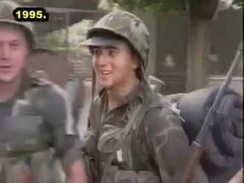 Hrvatsko rata operacia Oluja komandant Toni 1995