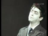 1975 - Миниатюры. М. Жванецкий. - Писатель-фантаст (читает Р. Карцев)