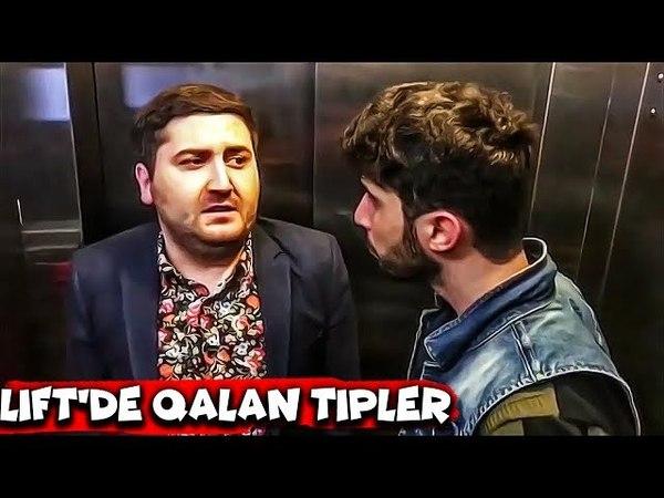LIFT'DE QALAN TIPLER - Resul Abbasov vine 2018