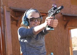 Danyela D'Angelo 3 Gun Nation 3GN Junior shooter