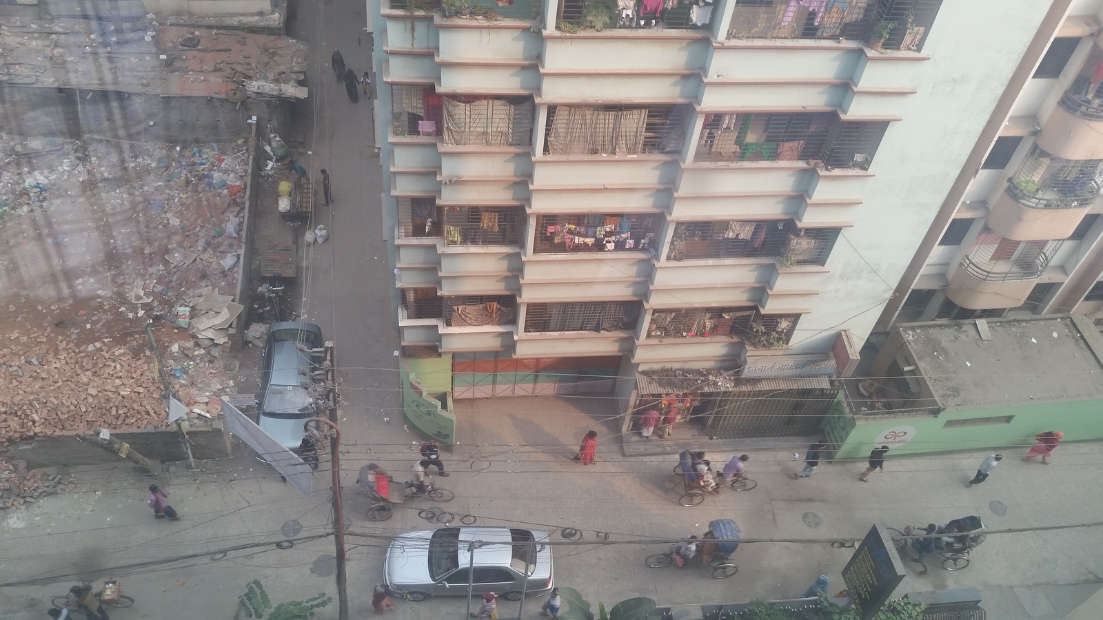 Записки из Бангладеша