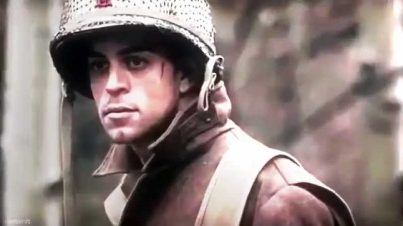 Medics / saints and soldiers / band of brothers / eugene roe / steven gould vine edit ˜ bad karma