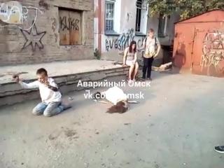 Малолетки под спайсом, Омск