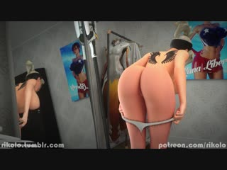 [cosplay overwatch sex with trance косплей overwatch секс с трансом max01][hentaipornomandarinki18+]