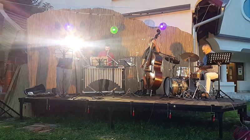 Szilard Mezei Quartet - Live in Tajhaz, Temerin