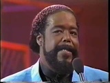 Barry White Put Me In Your Mix Soul Train February 8, 1992