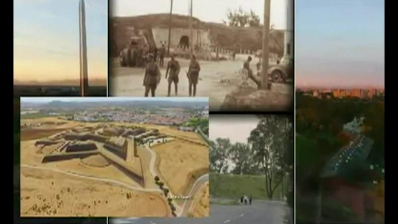 Vi föddes i lögner. Första delen (Brest Fortress) Wielka Rus (Великая Русь).