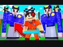 [Demaster] НОВАЯ ТЮРЬМА! ОГРОМНЫЕ ГОЛЕМЫ МЕНЯ ПИНАЮТ! ЗЕК В МАЙНРАФТЕ! Minecraft Prison