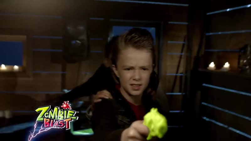 Zombie Blast - TV Commercial by Dragon-i Toys