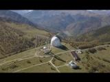 В Карачаево-Черкесии большой азимутальный телескоп заработает в конце октября