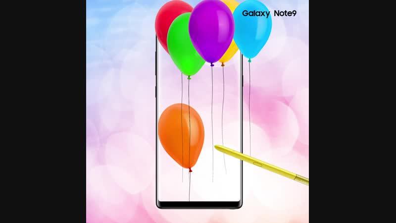Galaxy-Note9_baloons.mp4